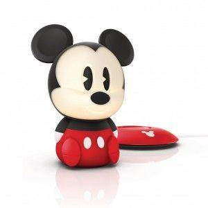 Childrens night light Mickey Mouse lamp