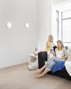 bright lights for small rooms