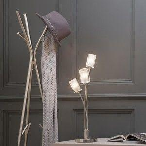 compact table lamp for small rooms