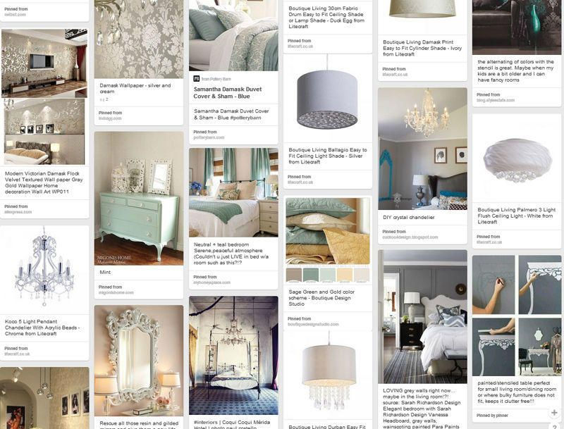 Lighting up your home Everyday Luxury Pinboard