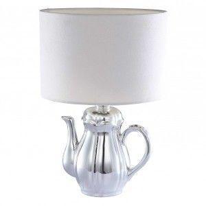 Glamorous teapot lamp gift idea