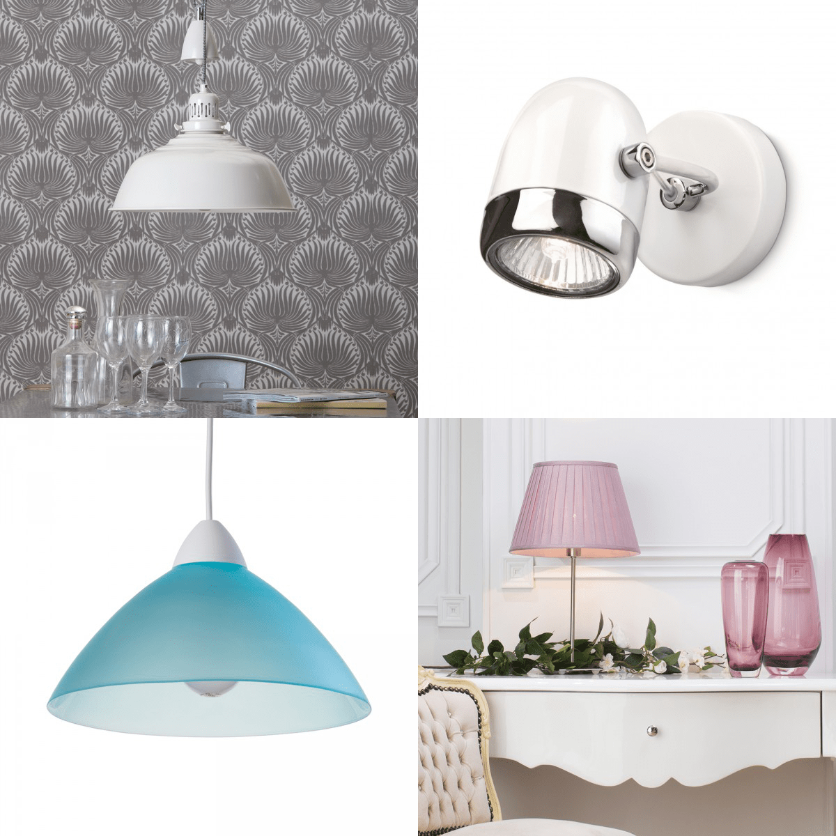 How to add character to your home with vintage style lighting