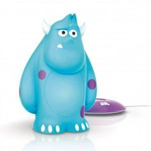 Children's Disney Sully table lamp gift