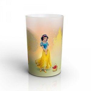 Disney Philips Snow White candle childrens gift