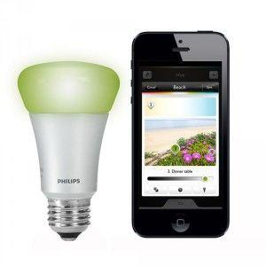 Philips Hue Lux LED connected bulb
