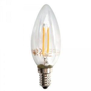 Candle LED light bulb