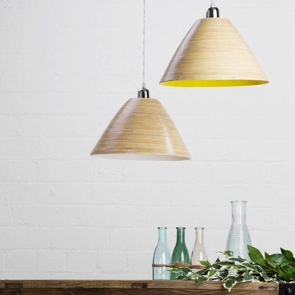 Bamboo Ceiling Light Homebase : Top affordable lighting ideas under ? litecraft