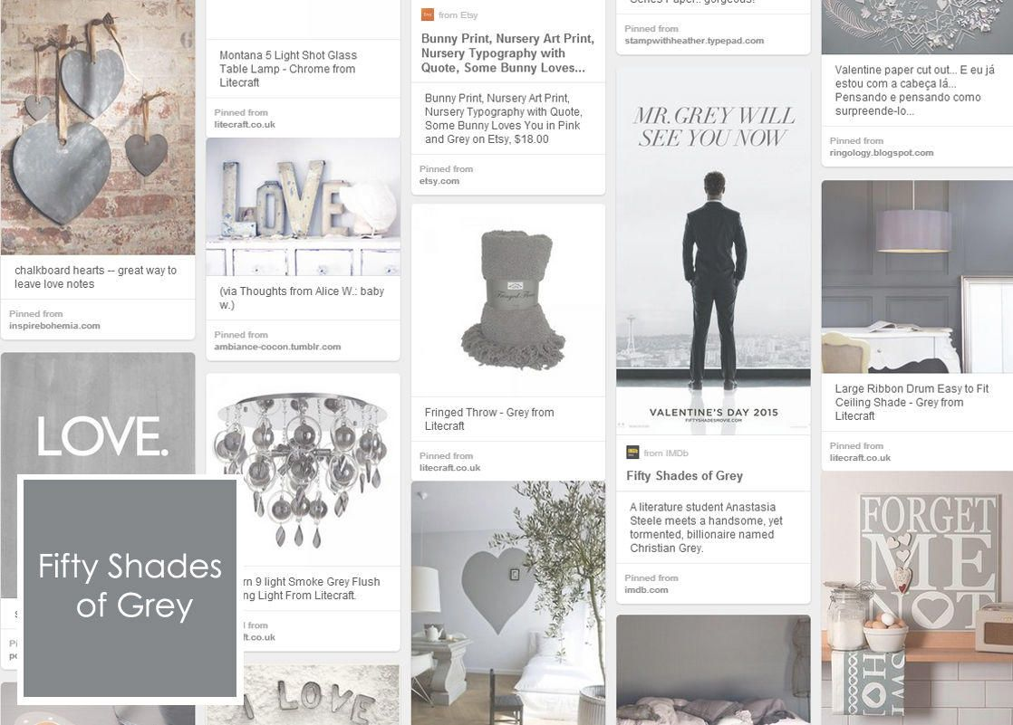 How to create a Valentines Grey Boudoir