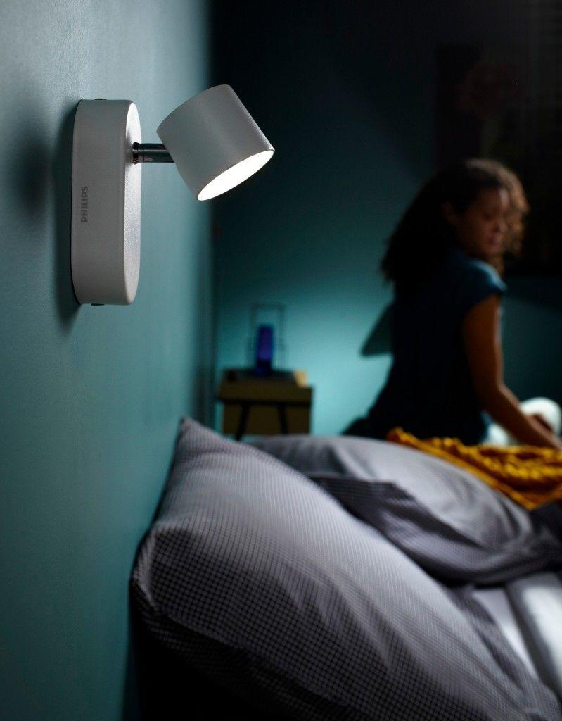 How light affects sleep - Philips lighting study