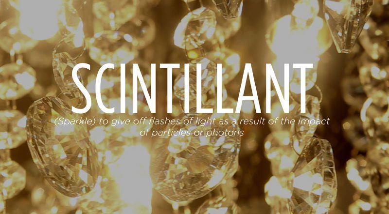 Scintillant