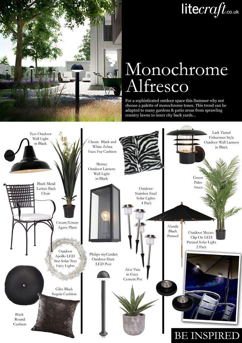 Choose-Monochrome-Outdoor-Lighting-Scheme