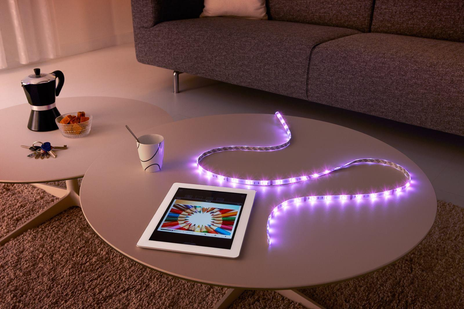 Lighting Gift Ideas Philips Friends of Hue 2m LED LightStrips