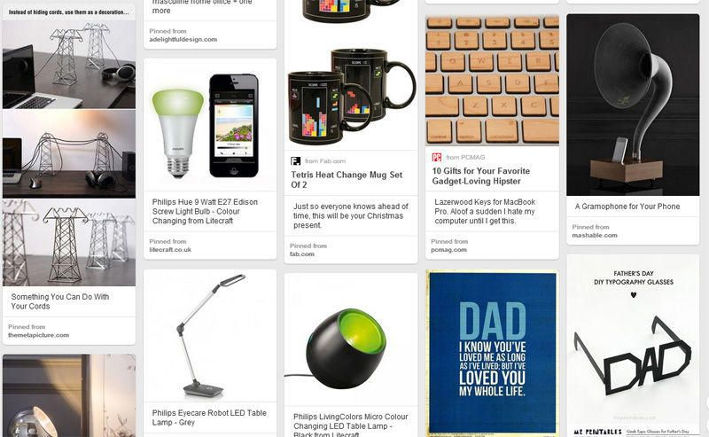 Office Lighting Stylish Fathers Day Gifts Pinboard