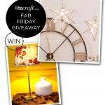 Competition Time : Win an Autumn Prep Inspired Lamp