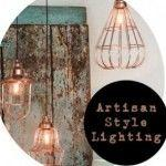 Top Picks : Artisan Style Lighting