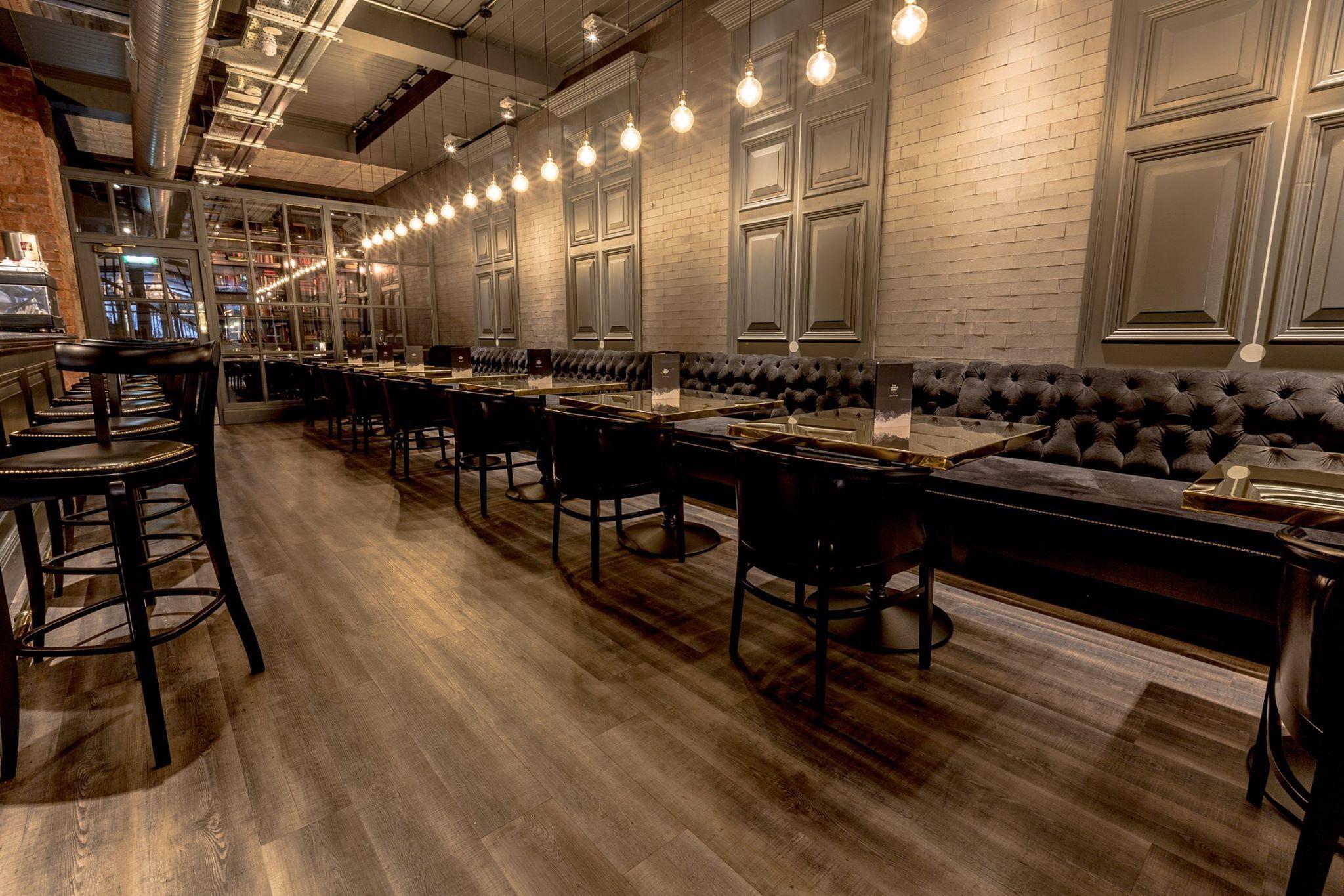 Interior Inspiration : Quill Bar Area