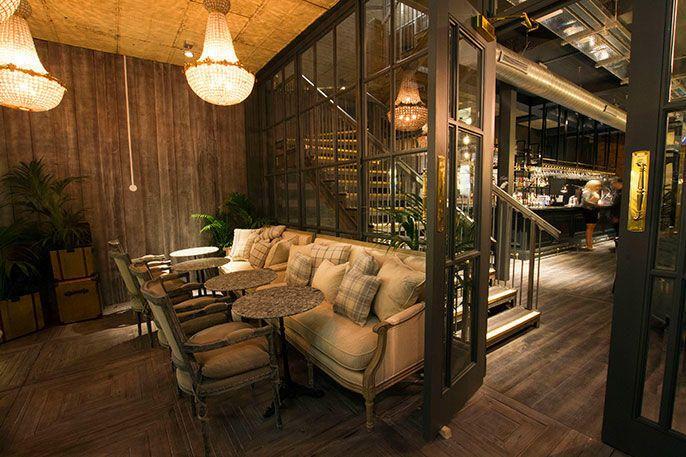 Quill Garden Room Interior