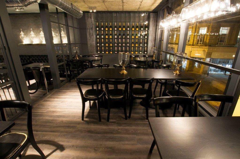Quill Dining area Interior
