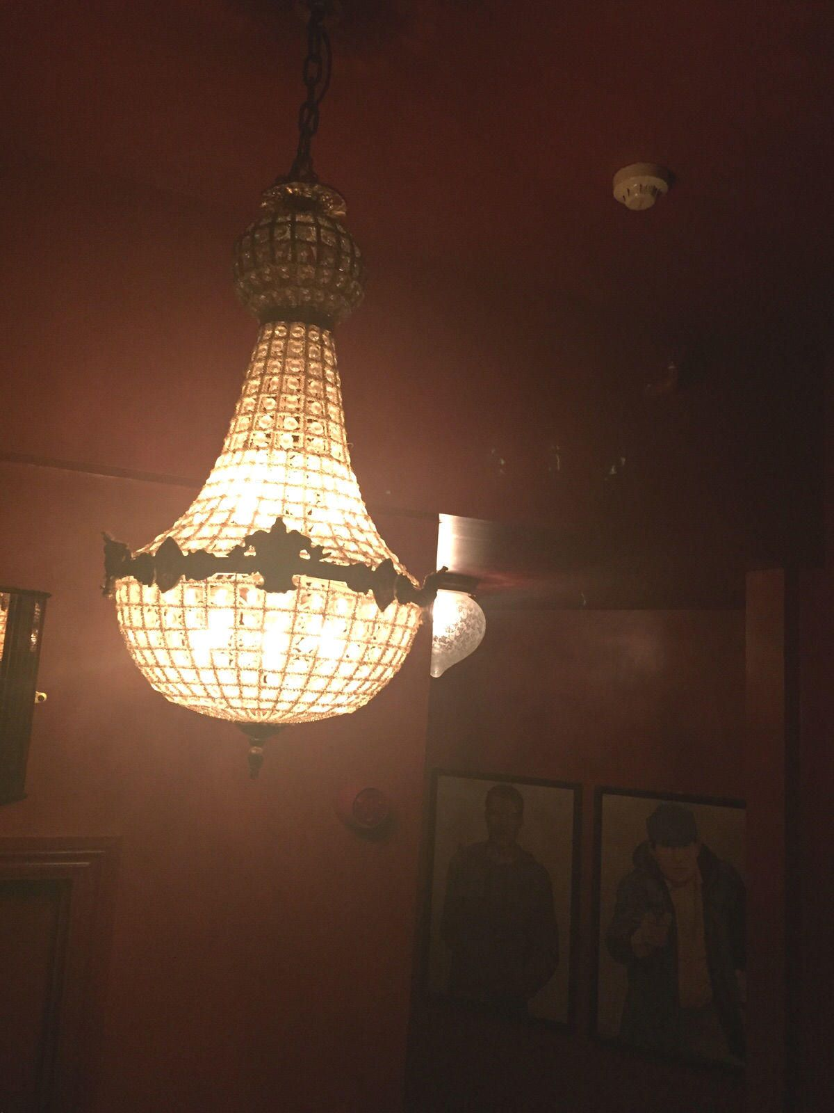 Cosy Club Interior Lighting