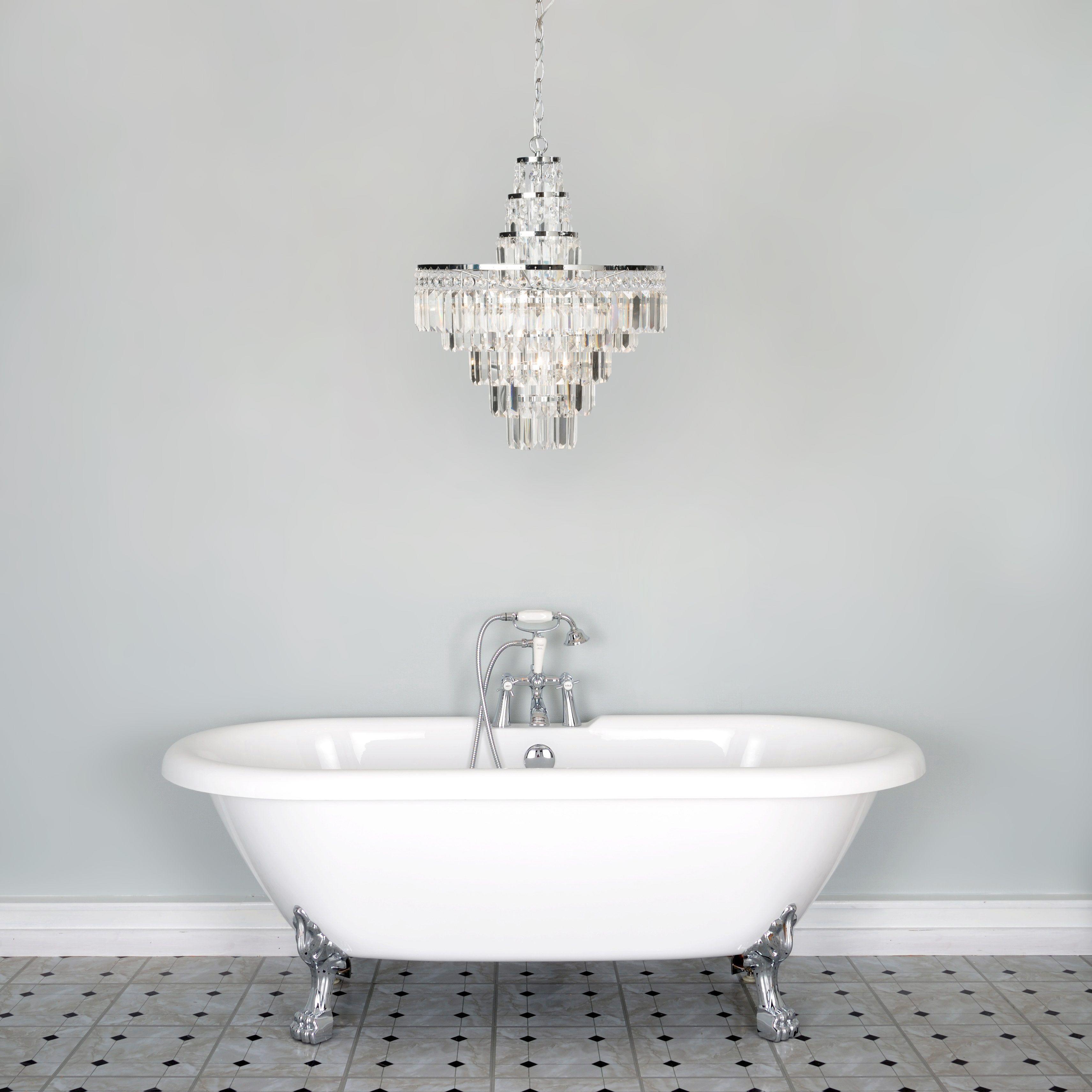 New Vasca Bathroom Lighting Range Litecraft