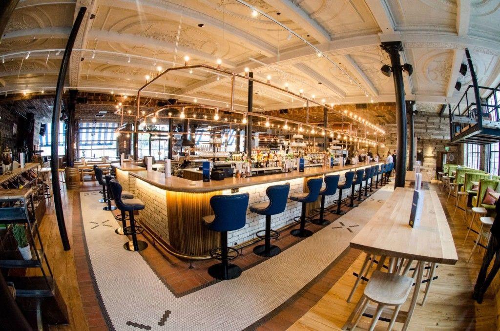 Eclectic Industrial Interiors at Albert s Schloss - Litecraft 5d9e1a6df