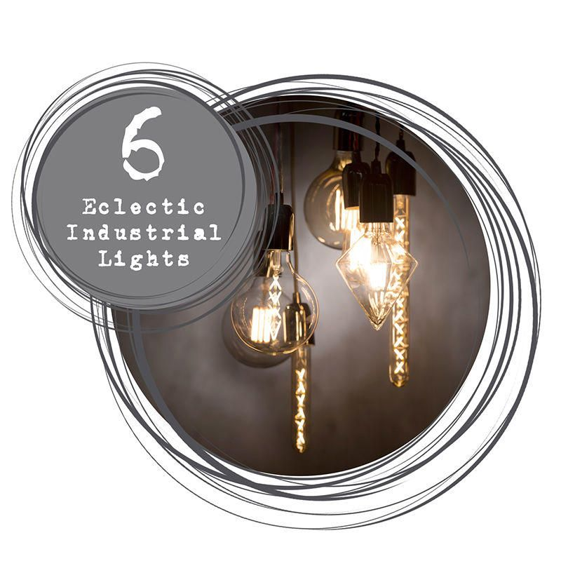 Top Picks: 6 Eclectic Industrial Lights