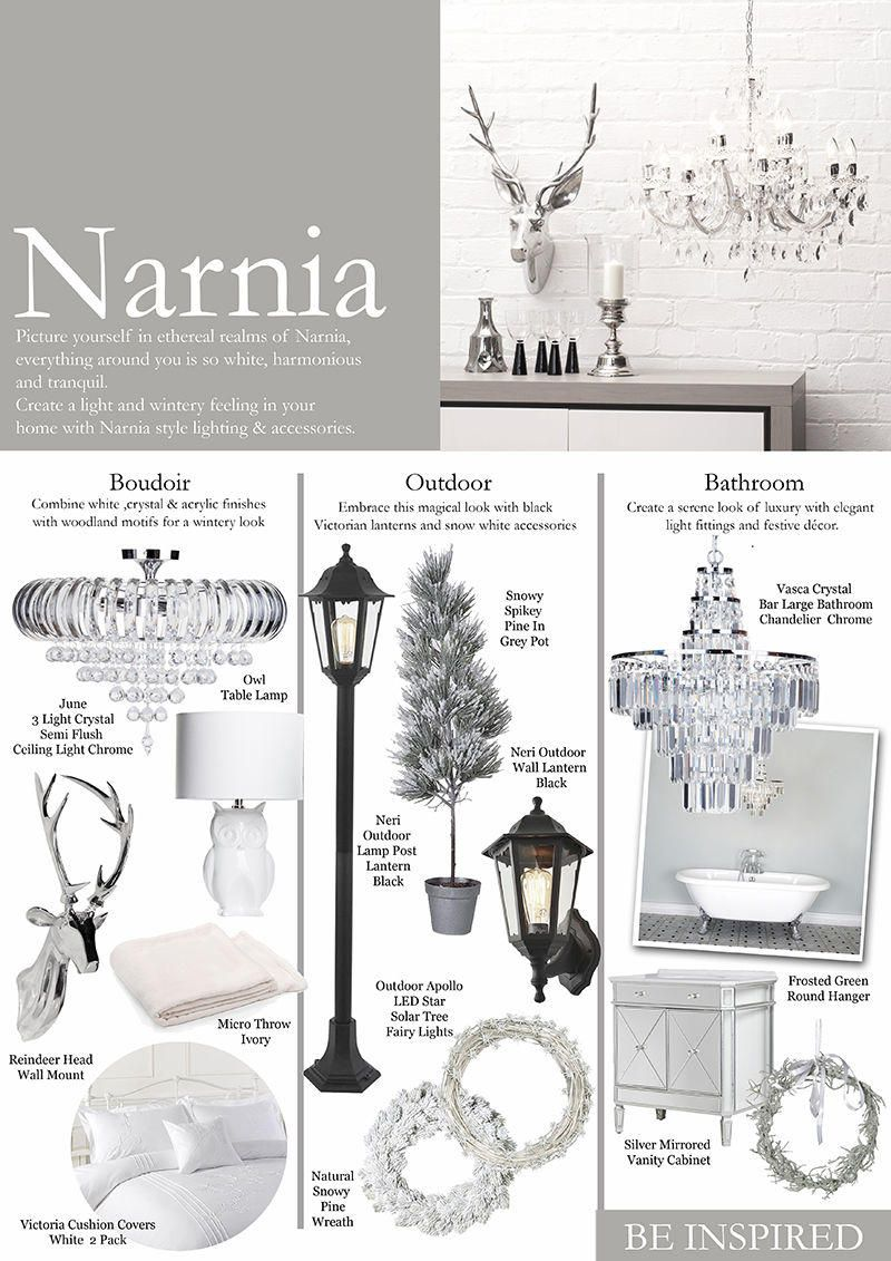 Narnia Be Inspired