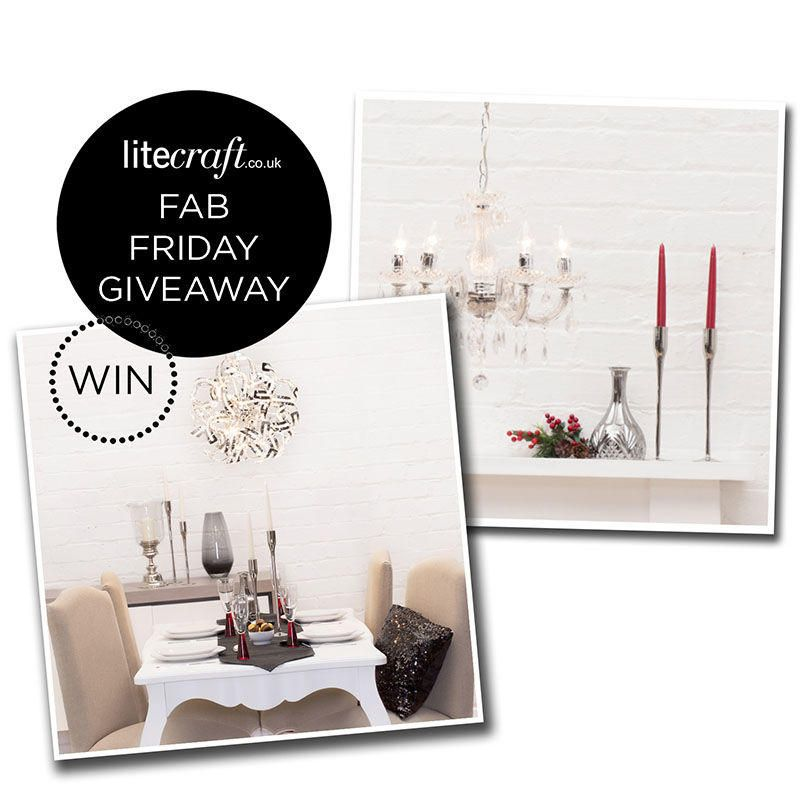 Competition Time : Win a Narnia Inspired Lamp