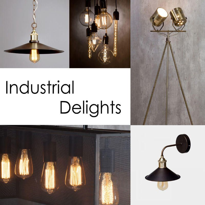 New Industrial Lighting Arrivals
