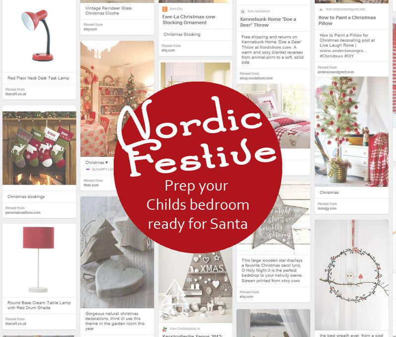 Prep your Child's bedroom ready for Santa Pinboard
