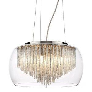 New Arrivals : Prism and Aluminium Rod Ceiling Lights