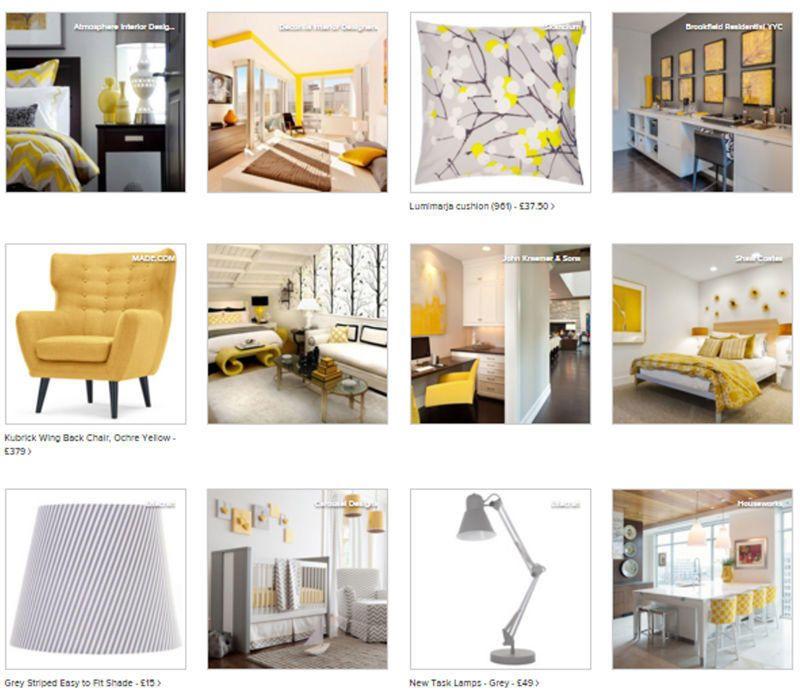houzz idea book mellow yellow decor