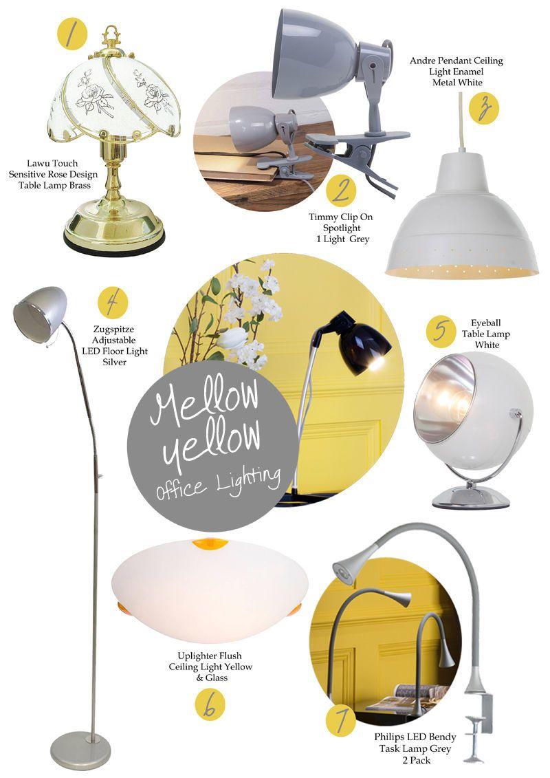 Melllow Yellow office lights top picks 800 copy