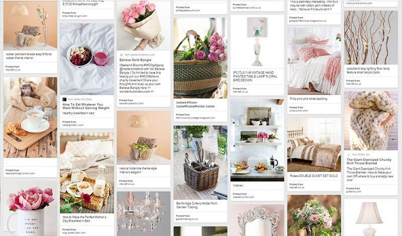 bedroom decor Pinterest board