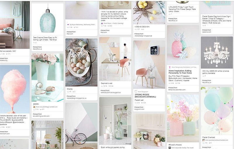 Home Decor And Lighting For Pastel Interiors Litecraft