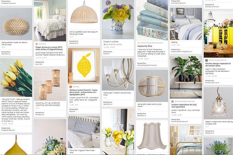 sunny shhades spring meadow interiors lighting home decor