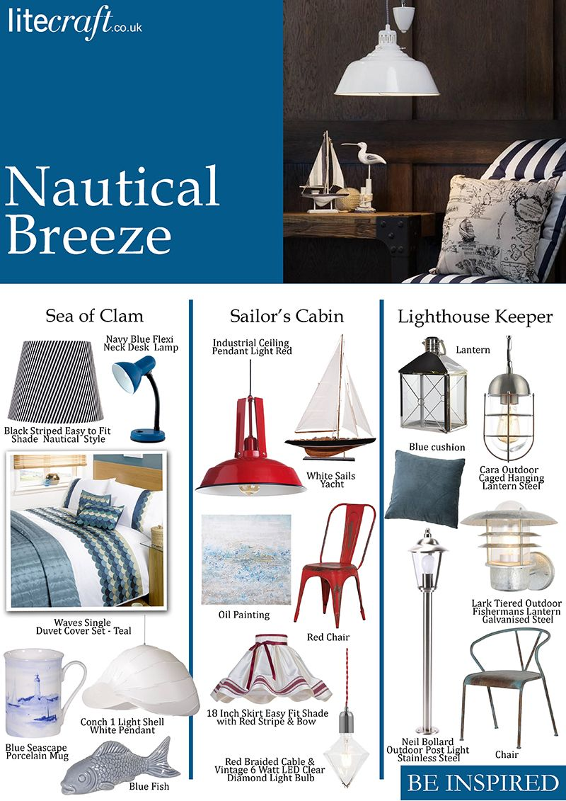 be inspired nautical trend interior inspo nnavy blue light pendants table lamps wall lights
