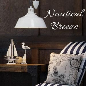 Add Nautical Trend for Interiors and Exteriors