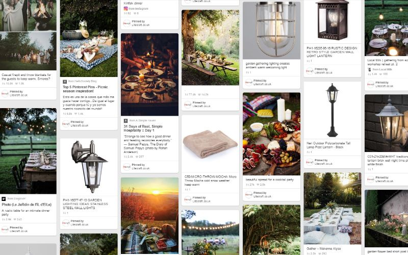 picnic party be inspired pinterest