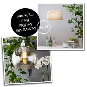 COMPETITION: WIN A BRAZILIAN RAINFOREST INSPIRED LIGHT