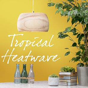 Be Inspired: A Tropical Heatwave