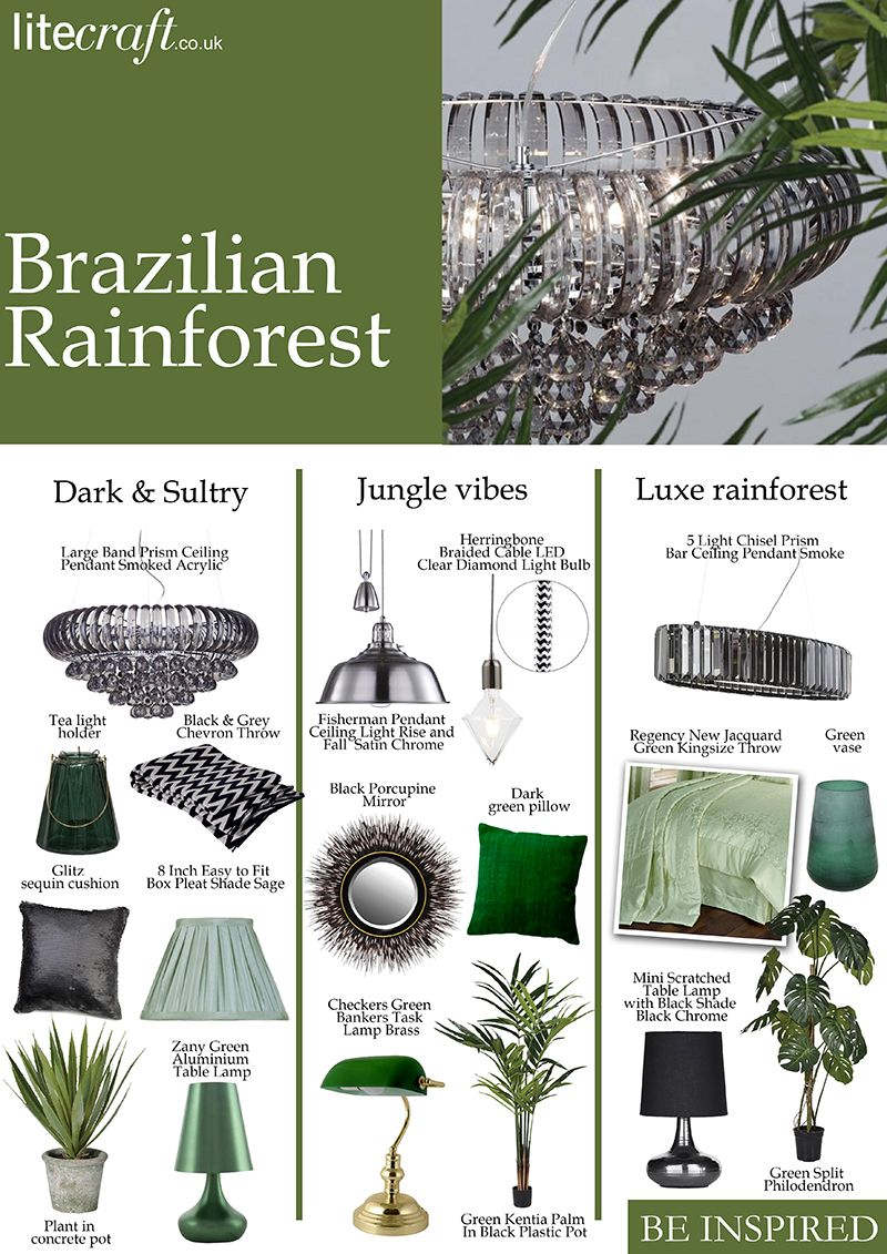 BRAZILIAN RAINFOREST