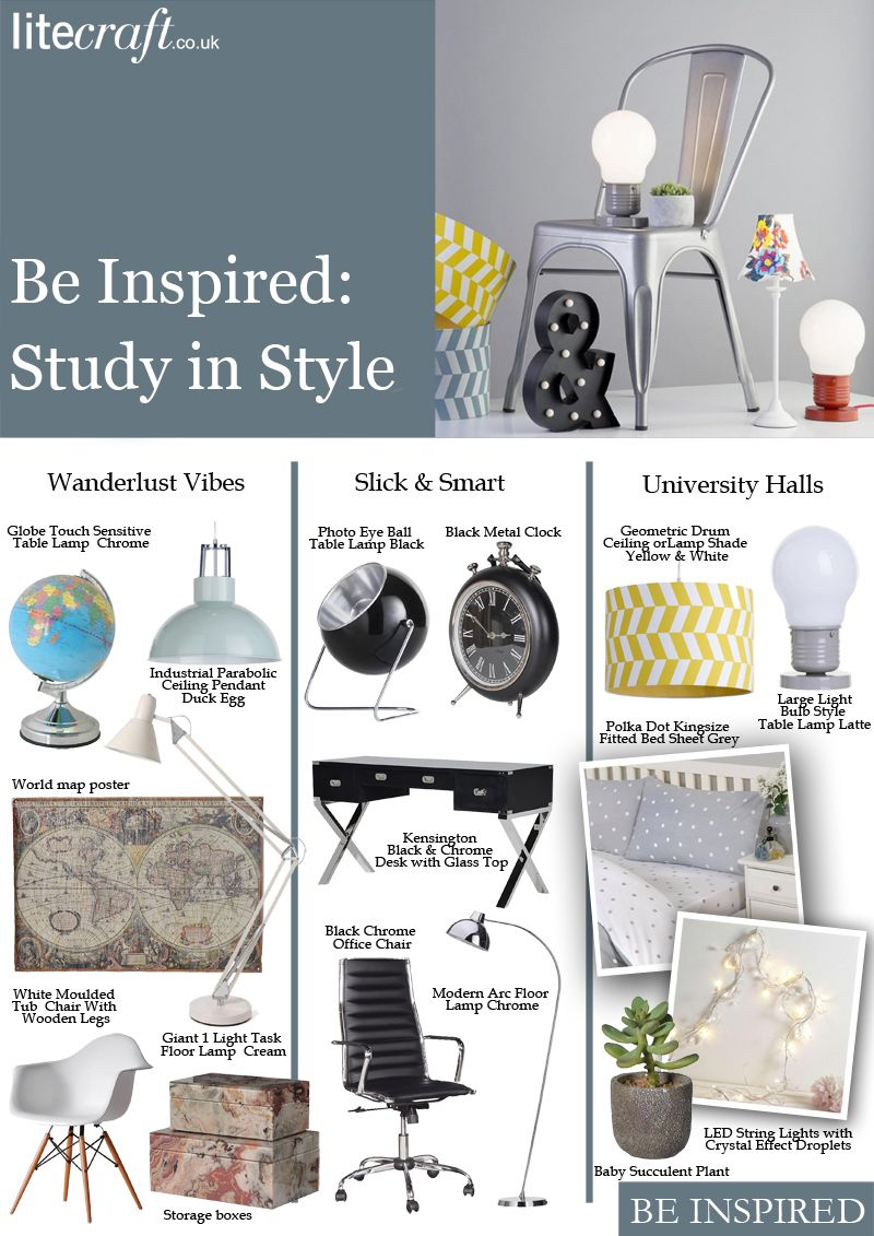 study in style be inspired updated