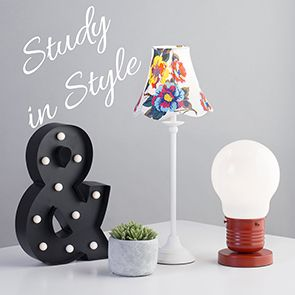 How Can Task Lighting Help You Study In Style?