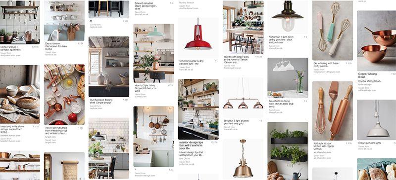 bake off inspired blog kitchen interiors lighting pinterest