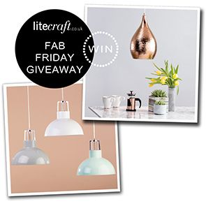 COMPETITION: WIN A BAKE OFF IN STYLE INSPIRED LAMP