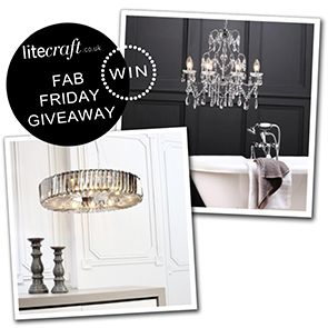 COMPETITION: WIN A TWINKLING RETREAT INSPIRED LIGHT