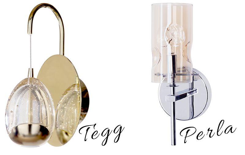wall lights tegg perla