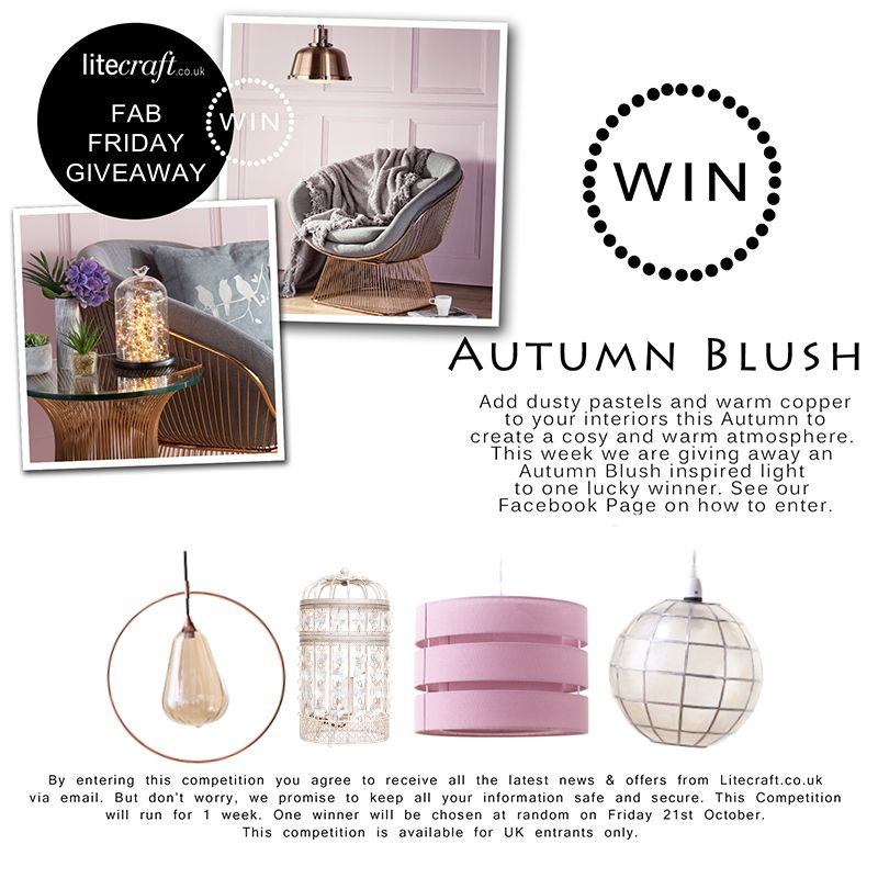 autumn blush competition win light 800