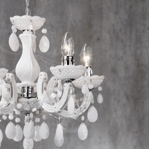 Halloween Inspired Interiors : Ghostly Chic